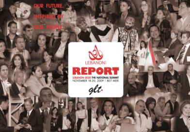 Lebanon 2020 the National Summit 2009